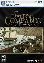 East India Company: Privateer dvd cover