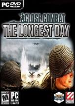 Close Combat: The Longest Day dvd cover