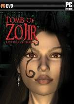 Last Half of Darkness: Tomb of Zojir dvd cover
