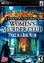 Women's Murder Club: Twice in a Blue Moon Cover