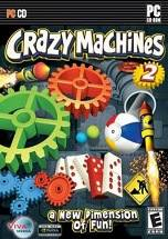 Crazy Machines 2 dvd cover