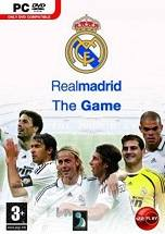 Real Madrid: The Game dvd cover