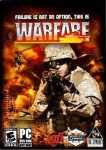 Warfare dvd cover