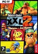 Asterix & Obelix XXL 2: Mission: Las Vegum dvd cover