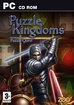 Puzzle Kingdoms dvd cover