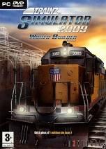 Trainz Simulator 2009 dvd cover