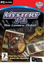 Mystery P.I.: The Lottery Ticket dvd cover
