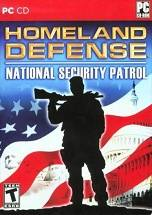 Homeland Defense: National Security Patrol dvd cover