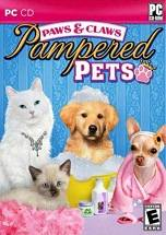 Paws & Claws: Pampered Pets dvd cover