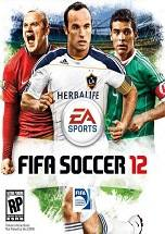 FIFA Soccer 12 Cover
