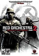 Red Orchestra 2: Heroes of Stalingrad dvd cover