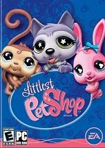 Littlest Pet Shop dvd cover