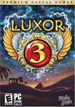 Luxor 3 dvd cover