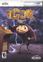 Igor the Game dvd cover