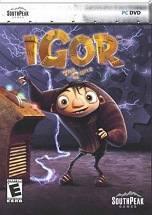 Igor the Game dvd cover