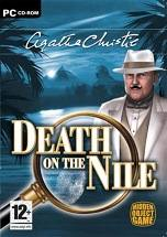 Agatha Christie: Death on the Nile dvd cover
