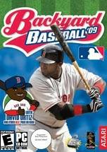 Backyard Baseball '09 dvd cover