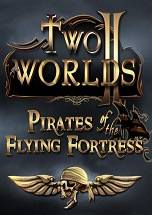Two Worlds II: Pirates of the Flying Fortress dvd cover
