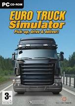 Euro Truck Simulator dvd cover