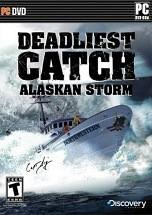 Deadliest Catch: Alaskan Storm dvd cover