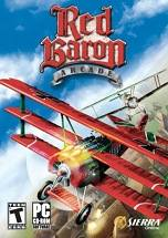 Red Baron Arcade dvd cover