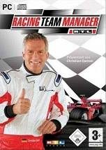 RTL Racing Team Manager dvd cover