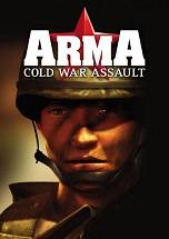 Arma: Cold War Assault dvd cover