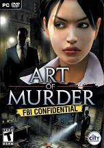 Art of Murder: FBI Confidential dvd cover