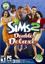The Sims 2 Double Deluxe dvd cover