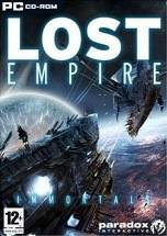 Lost Empire: Immortals dvd cover