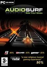 AudioSurf dvd cover