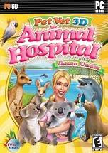 Pet Vet 3D: Animal Hospital Down Under Cover