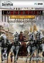 Imperium Romanum dvd cover