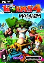 Worms Ultimate Mayhem poster