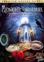 Midnight Mysteries: The Edgar Allan Poe Conspiracy  dvd cover