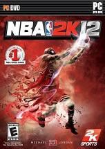 NBA 2K12 poster