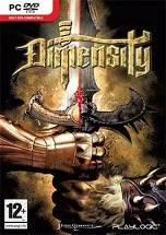 Dimensity dvd cover
