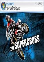 2XL Supercross dvd cover