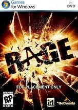 Rage dvd cover