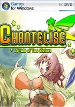 Chantelise: A Tale of Two Sisters Cover
