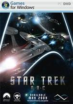Star Trek: D-A-C dvd cover