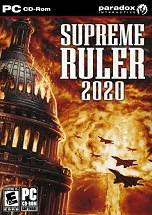 Supreme Ruler 2020 dvd cover