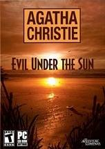 Agatha Christie: Evil Under the Sun dvd cover