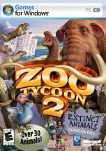 Zoo Tycoon 2: Extinct Animals poster