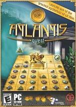 Atlantis Quest dvd cover