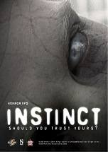 Instinct dvd cover