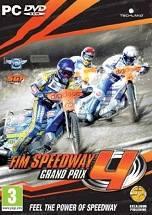 FIM Speedway Grand Prix 4 dvd cover