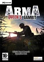 ArmA: Queen's Gambit dvd cover