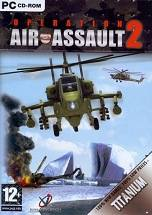 Operation Air Assault 2 dvd cover