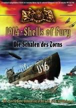 1914 Shells of Fury poster